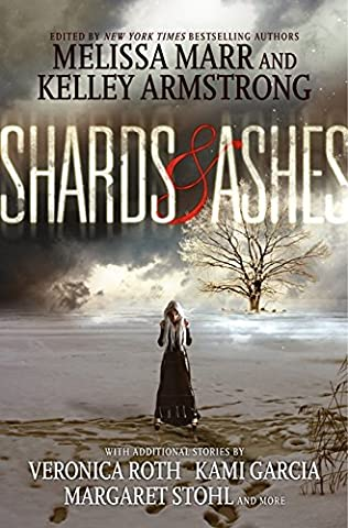 book cover of Shards and Ashes