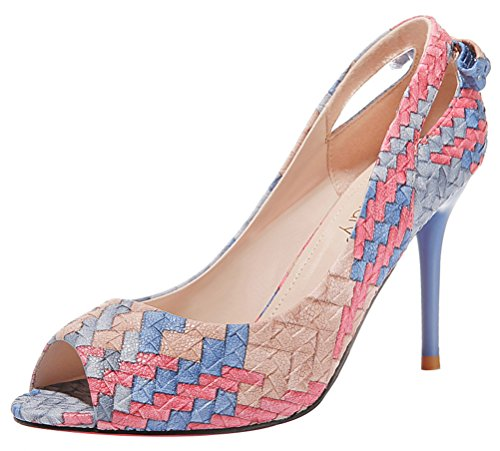 tmates-womens-sexy-elegant-peep-toe-slip-ons-braided-cutout-back-bowknot-stilettos-pump-sandals-55-b