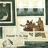 Pandit V.G. Jog & Zakir Hussain