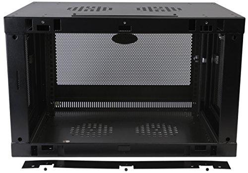 Tripp Lite 6U Wall Mount Rack Enclosure Server Cabinet, 16.5'' Deep, Switch-Depth (SRW6U) by Tripp Lite (Image #1)