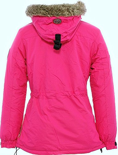 Geographical Norway Giubbotto Bronson Lady Fuxia