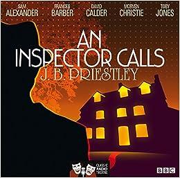 Pdf jb inspector an calls priestley