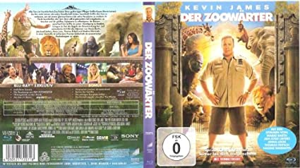 Der Zoowarter Amazon De Kevin James Dvd Blu Ray