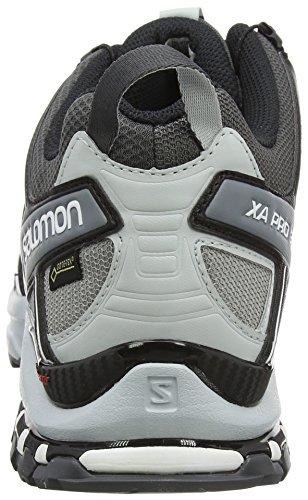 Salomon XA PRO 3D GTX, Scarpe da Escursionismo Uomo Multicolore (Magnet/Black/Pearl Blue)