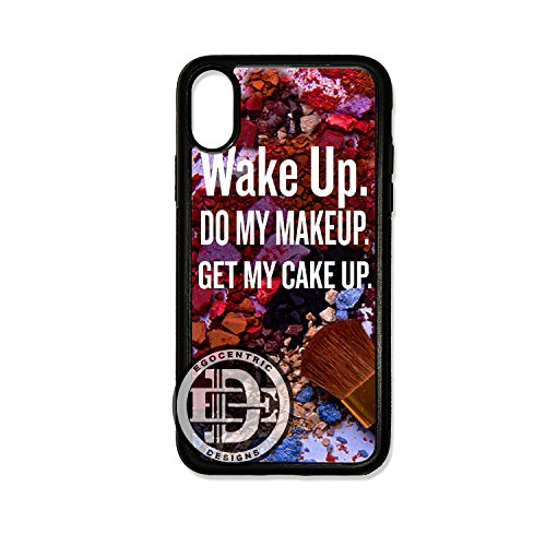 (iPhone X) EGOCENTRIC DESIGN & CO. Crushed Colorful Eye Shadow