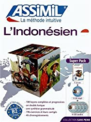 L'Indonesien (livre+4CD audio+1CD mp3)