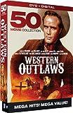 Western Outlaws - 50 Movie MegaPack - DVD+Digital