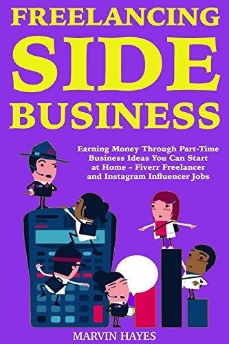 amazon com freelancing side business earning money through part