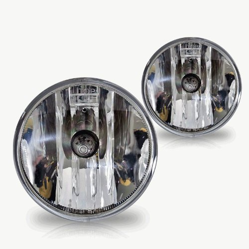 07-11 CHEVY AVALANCHE (W/OUT OFF ROAD PACKEGE) OEM FOG LIGHT - CLEAR by WinJet