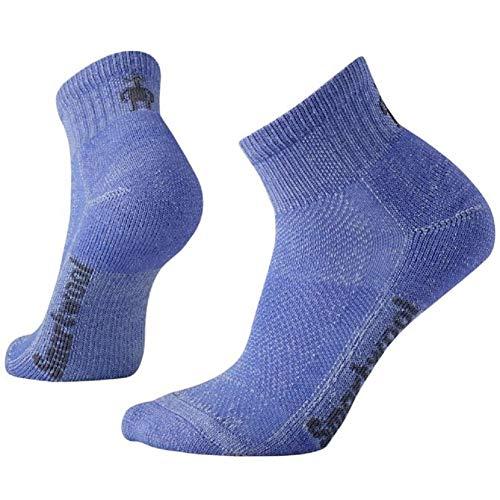 SmartWool Women's Hike Ultra Light Mini Socks (Polar Purple) Medium
