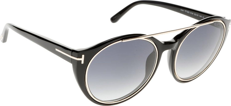 Tom Ford Sonnenbrille 383 (52 mm) schwarz kdN5B