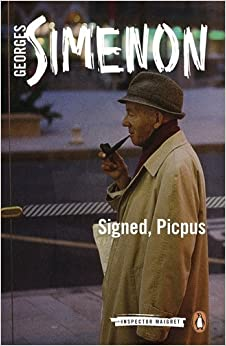 Signed, Picpus (Inspector Maigret) by Georges Simenon (2016-03-15)