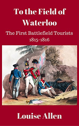 book cover of The Road to Waterloo