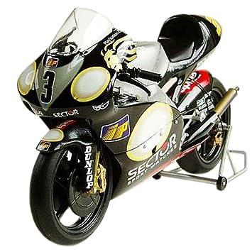Minichamps - Maqueta de motocicleta escala 1:43 (12x30x12 cm ...