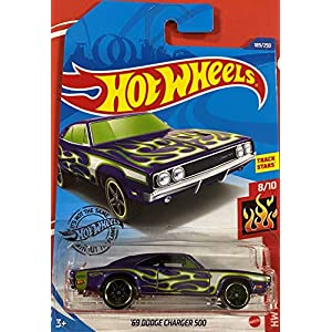 Hot Wheels 69 Dodge Charger...