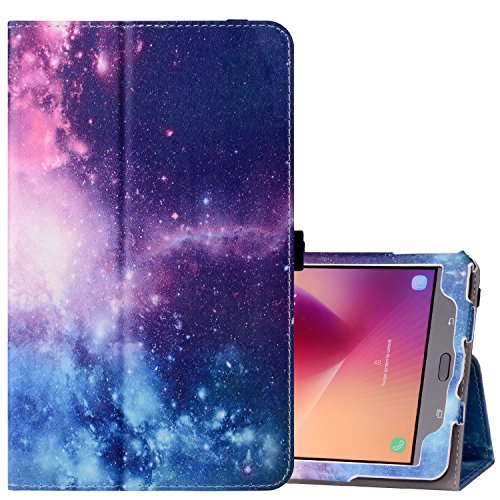Ztotop Case for Samsung Galaxy Tab A 8.0 2017 Release for T380/T385, Folio Leather Tablet Cover with Auto Wake/Sleep Feature,Galaxy