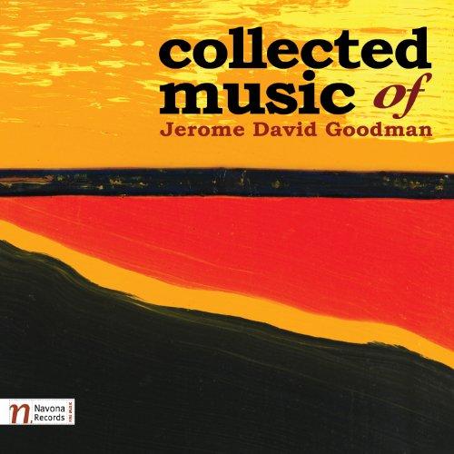 Czech Double Bass - Collected Music of Jerome David Goodman