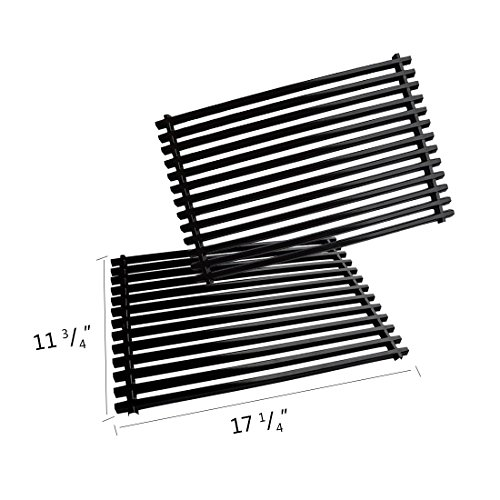 Porcelain Cooking Grid (onlyfire Heavy Duty Porcelain Enameled Steel Replacement Cooking Grill Grid Grates Fit Weber 7525 for Spirit Genesis Grills, Lowes Model Grills)