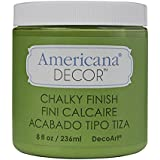 Deco Art Americana Chalky Finish Paint, 8-Ounce, New Life