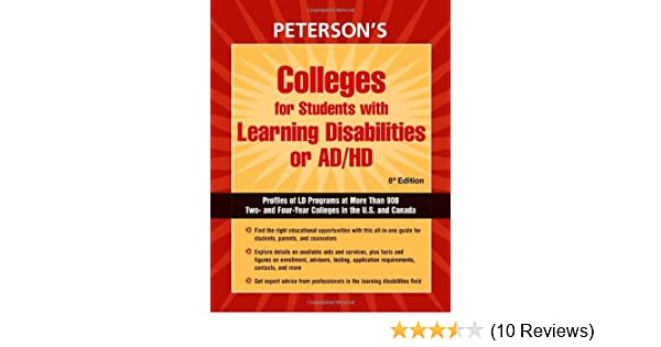 four year colleges 2012 petersons