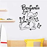 Where Can You Buy Emoji Stickers Wall Decal Wall Written Vinyl Wall Decals Quotes Sayings Words Art Deco Lettering Custom Made Personalized Bambi Butterfly Nursery Kids Room