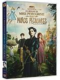 El Hogar De Miss Peregrine Para Niños Peculiares [DVD]