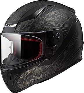 LS2 Helmets Rapid Crypt Graphic unisex-adult full-face-helmet-style Full