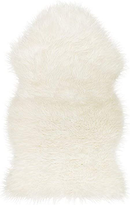 Ikea 6298202121447 Tapis Polyester Blanc 80 X 150 Cm