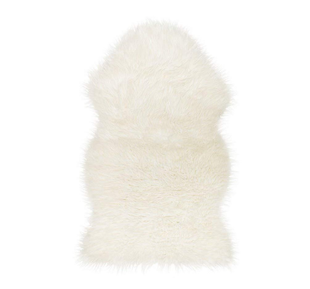 Ikea 302.290.77 Tejn faux sheepskin white 6298202121447