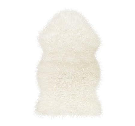 Ikea 6298202121447 Tapis Polyester Blanc 80 X 150 Cm Amazon Fr