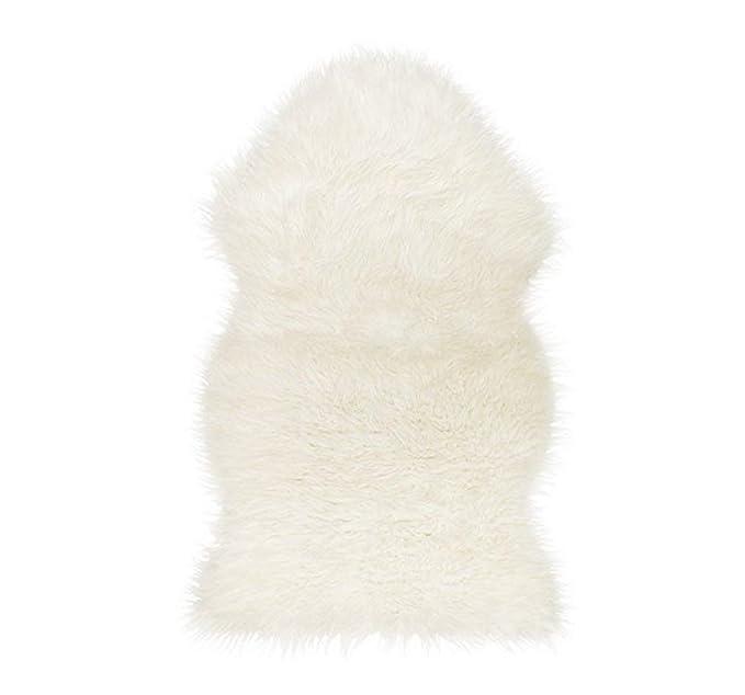 Ikea 302.290.77 Tejn faux sheepskin, Ivory