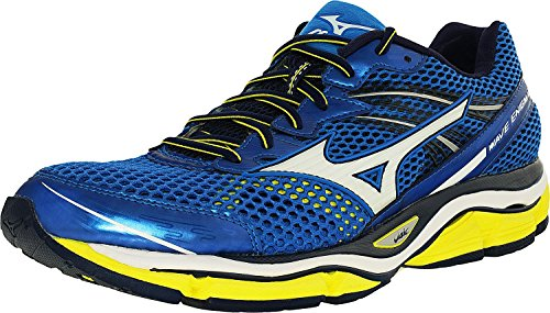 Mizuno Men's Wave Enigma 5 Running Shoe, Electric Blue