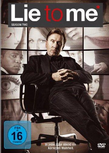 Lie To Me Season Two 6 Dvds Amazonde Tim Roth Kelli Williams