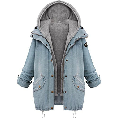 Denim Parka - 6