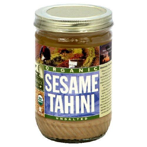 Woodstock Farms Organic Sesame Tahini, 16 Ounce -- 12 per case. by Woodstock Farms