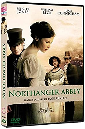 Northanger Abbey [Edizione: Francia]: Amazon.it: Felicity Jones ...