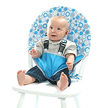 303f6f0cd20e Amazon.com   My Little Seat Infant Travel High Chair