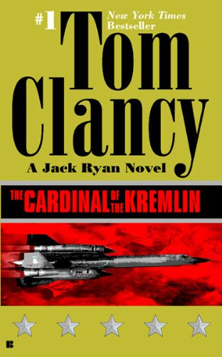The Cardinal of the Kremlin by Tom Clanc