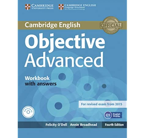 Objective Advanced. Students Book with answers with CD-ROM: 4rth ...