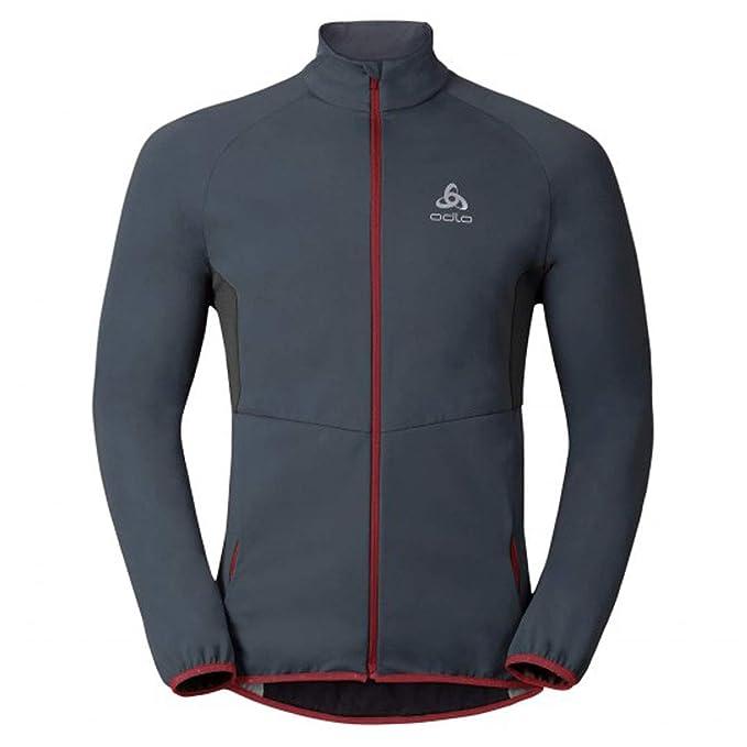 Odlo Jacket Stryn Softshell Función Chaquetas LG.Pulsera HE/Uni