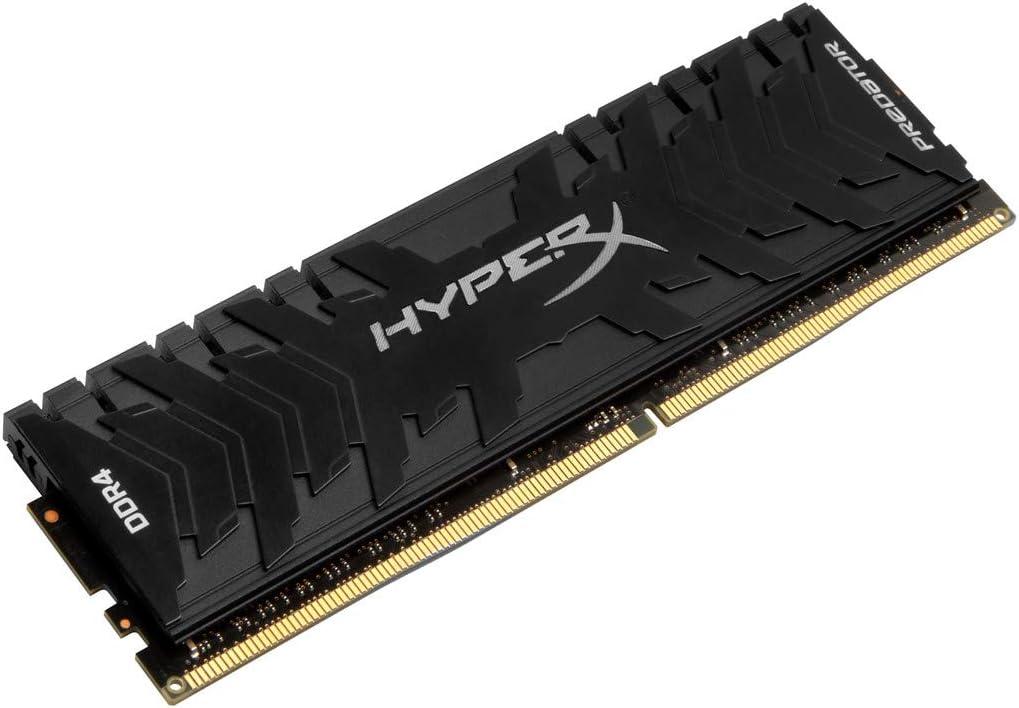 HyperX Predator - Memoria RAM de 8 GB (DDR4, 3600 MHz, CL17, DIMM ...
