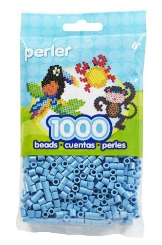 Perler Beads Pastel Blue Bag by Perler Beads