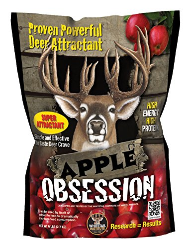 Whitetail Institute Apple Obsession Deer Attractant, 6-Pound
