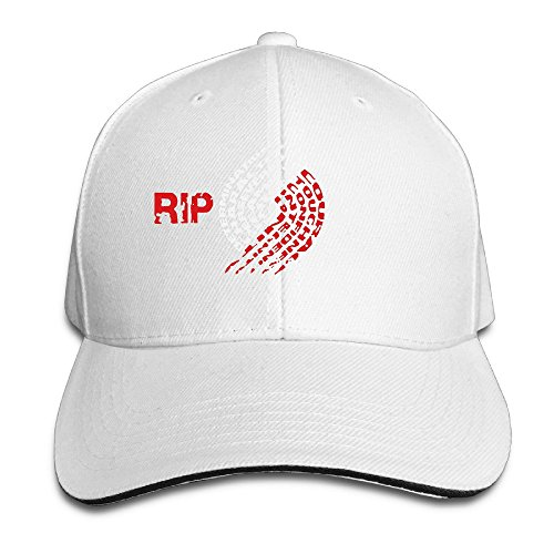 Sunny Fish6hh Unisex Adjustable Rip City Baseball Caps Hat One Size - Sunny Blaze