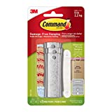 Command Universal Picture Hangers w/ Stabilizer Strips, 3-Hangers (17047-3ES)