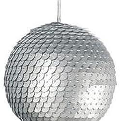 Sequin Ball Ornament Home Decor