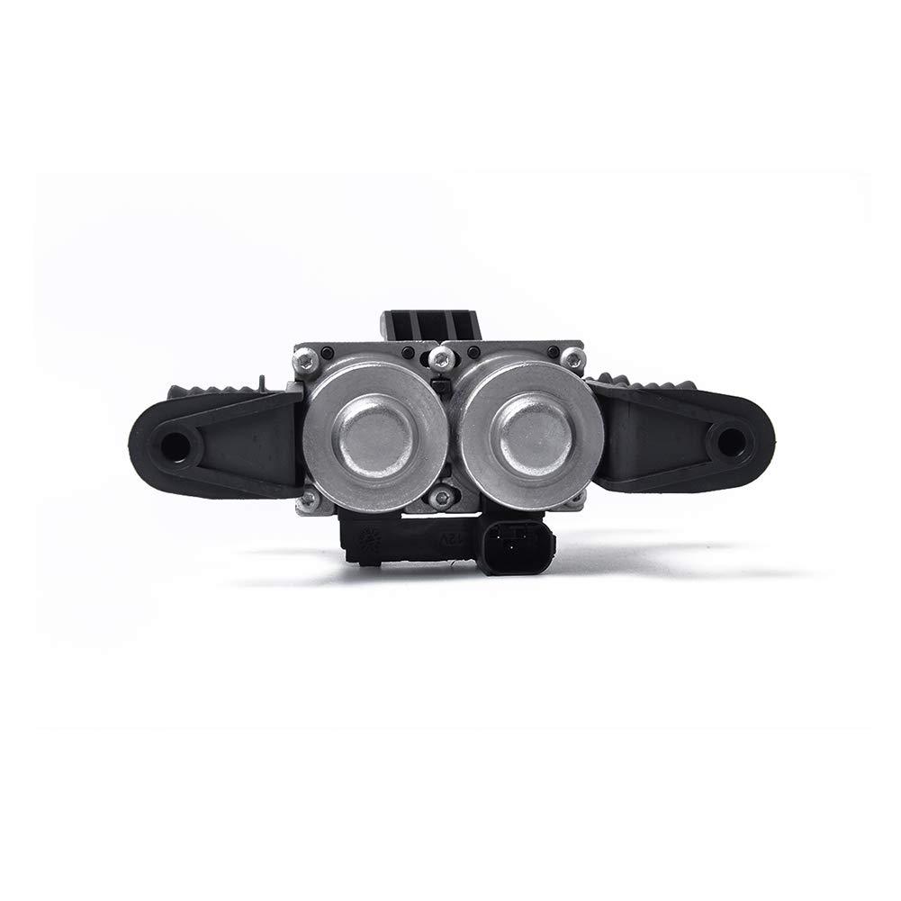 Metermall Accessoires Robinet de Chauffage pour BMW X5 E53 E70 X6 E71 E72