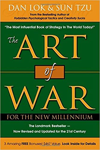 The Art Of War For The New Millennium Amazonde Dan Lok Son Tzu