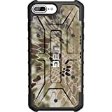 Limited Edition - Authentic UAG- Urban Armor Gear Case for Apple iPhone 8 Plus/7 PLUS/6s Plus/ 6 Plus (Larger 5.5') Custom by EGO Tactical- Kryptek Highlander Camouflage