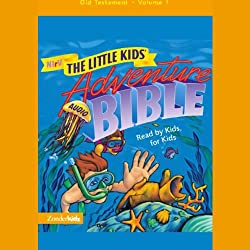 NIrV The Little Kids' Adventure Audio Bible
